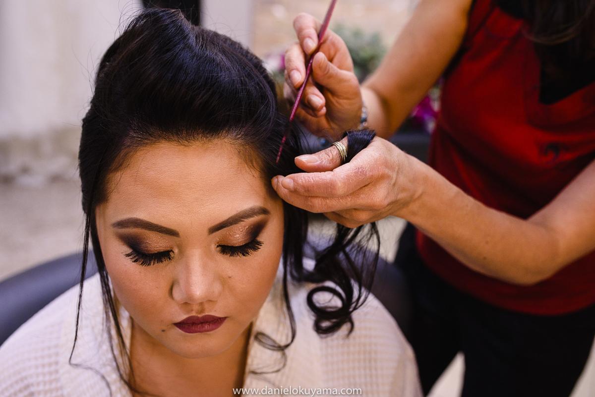 Making of da noiva em São Gotardo - MG
