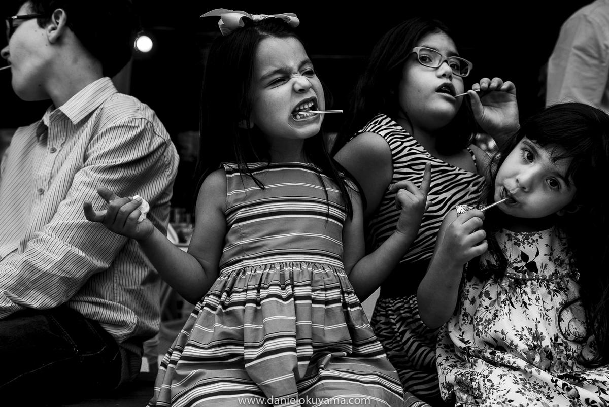 Crianças no casamento em Guarujá, Golf Clube em São Paulo