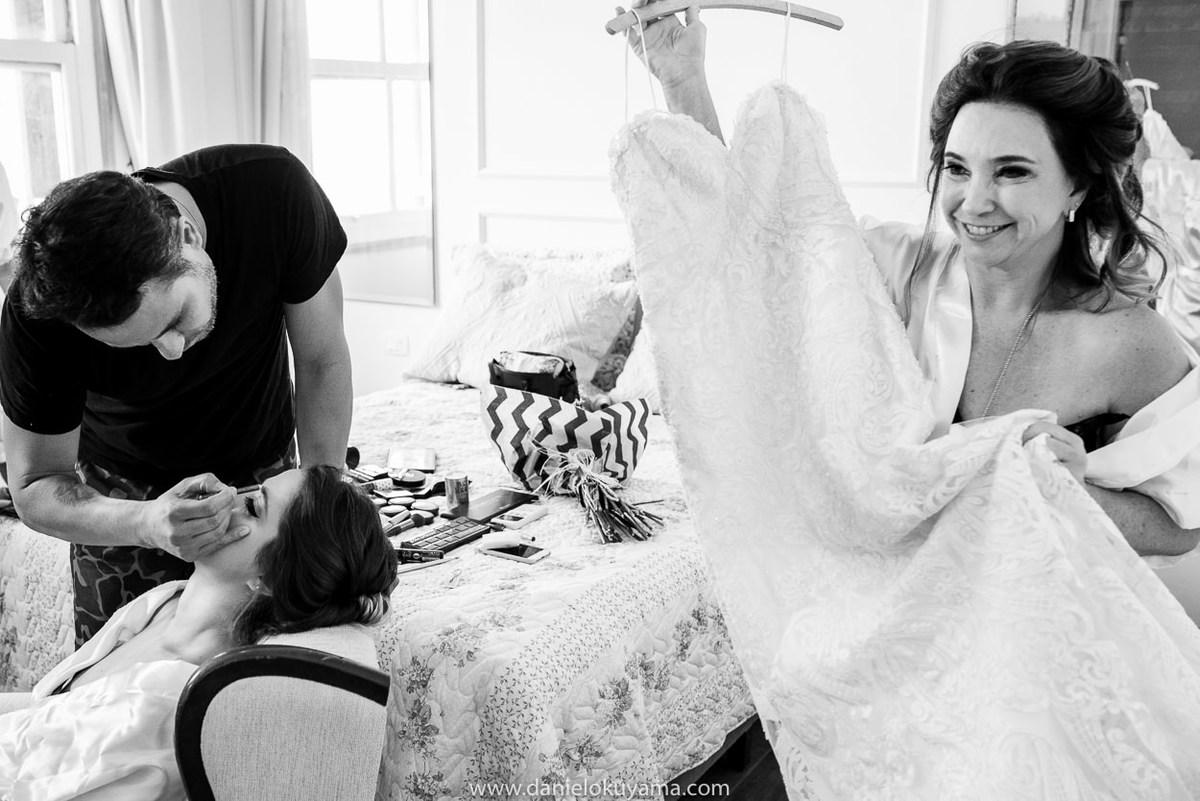 fotógrafo em Santos, fotografia de casamento são paulo, fotógrafo de casamento santos, vestido de noiva, maquiagem de noiva, mae e filha no casamento