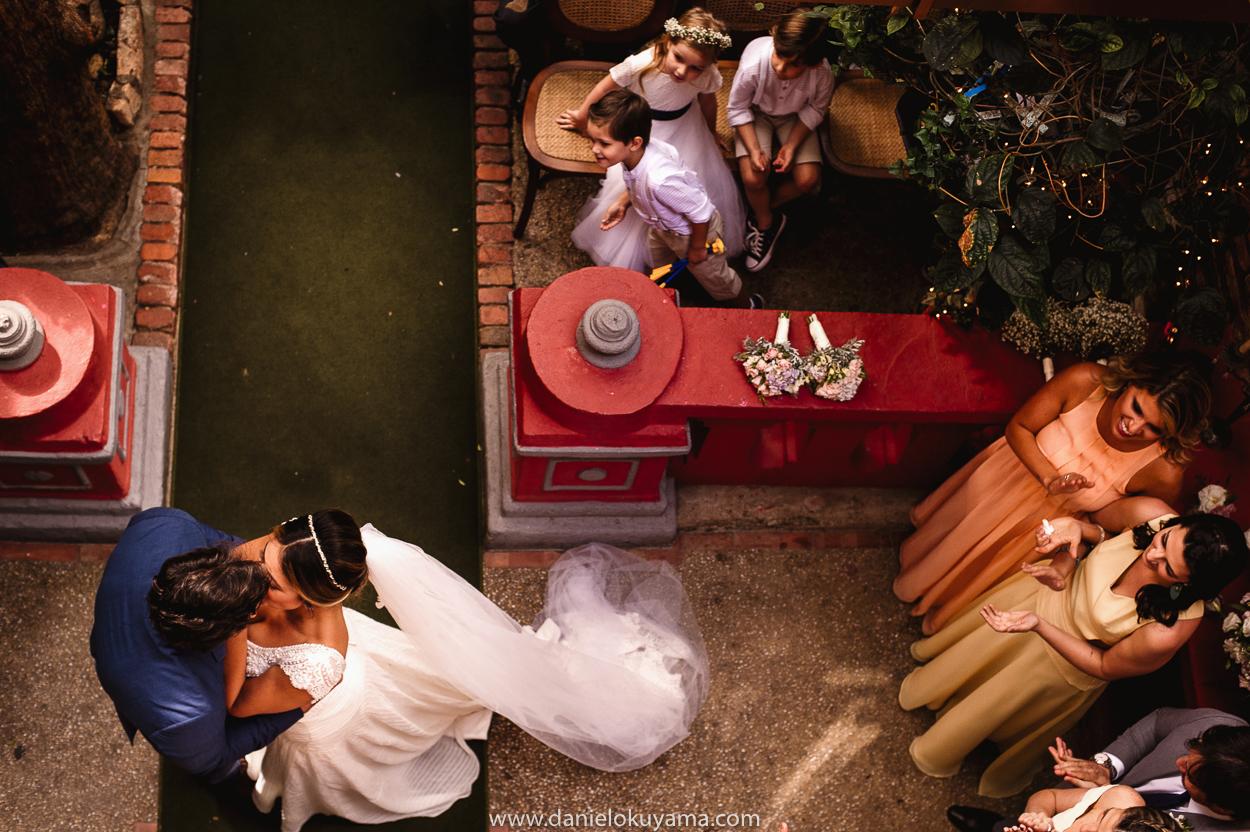 Contate Fotógrafo de Casamento em Santos SP  | Daniel Okuyama | Fotógrafo de Casamento em São Paulo