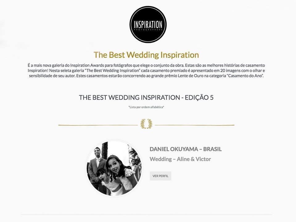 Imagem capa - Best Wedding 05 | Casamento Aline & Victor por Daniel Okuyama Fotografia - fotografo de casamento  Santos - Daniel Okuyama  fotografo de casamento sp