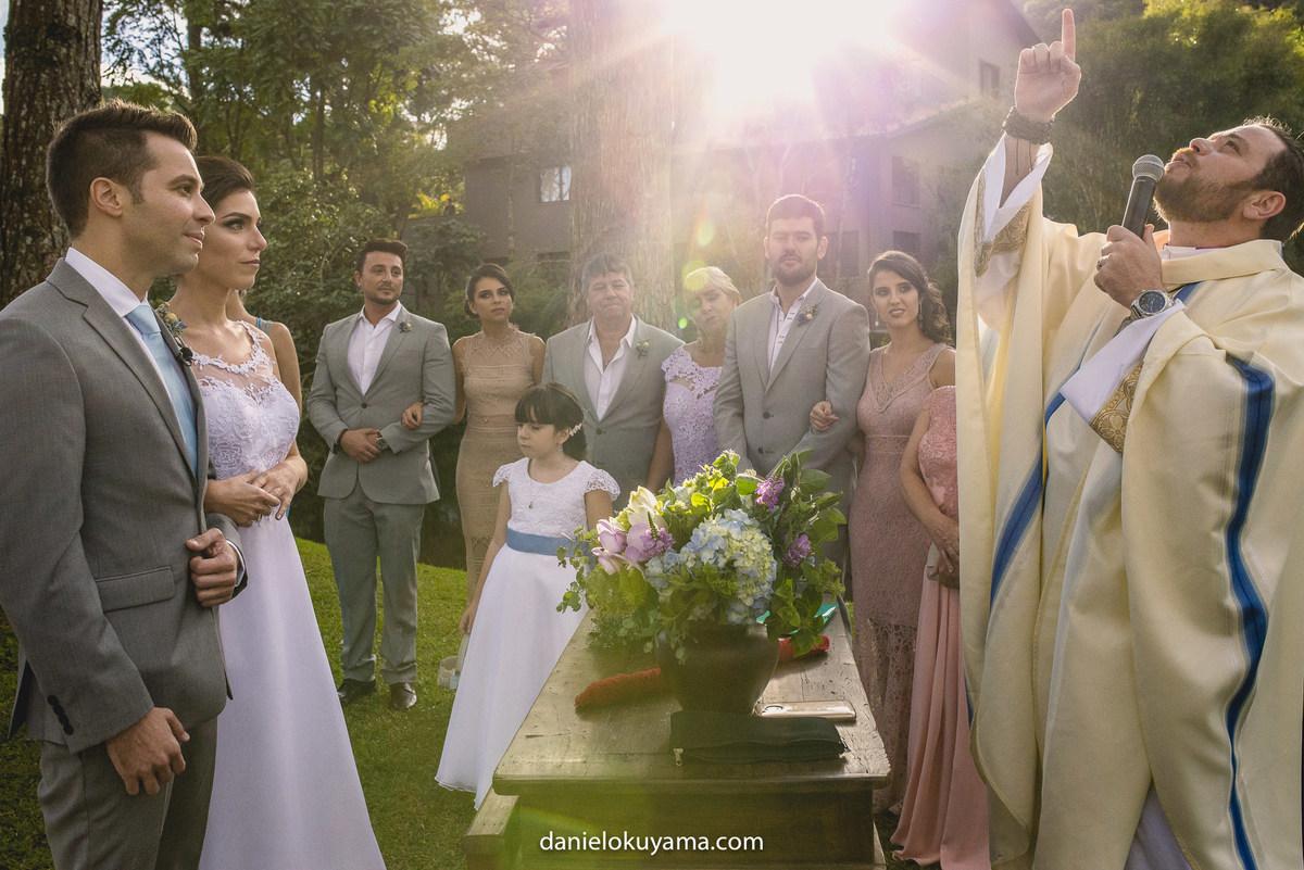 Imagem capa - A beleza dos casamentos ao ar livre. por Daniel Okuyama Fotografia - fotografo de casamento  Santos - Daniel Okuyama  fotografo de casamento sp