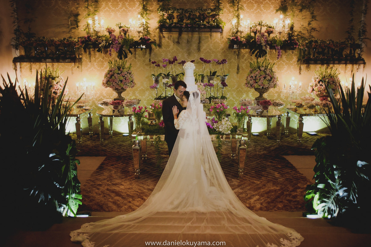 Imagem capa - Letícia & Luciano | Casamento por Daniel Okuyama Fotografia - fotografo de casamento  Santos - Daniel Okuyama  fotografo de casamento sp