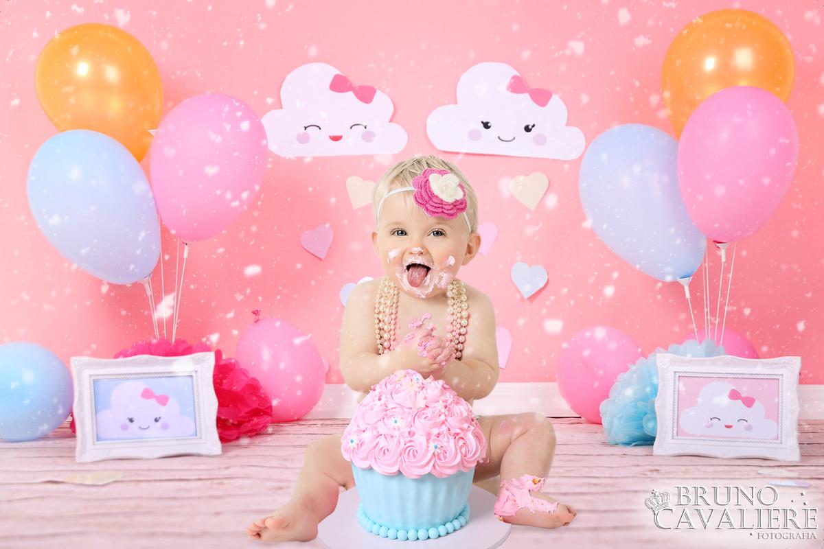 Imagem capa - Smash the Cake Curitiba! Dicas Incríveis para Fotos Infantis! por Bruno Cavaliere