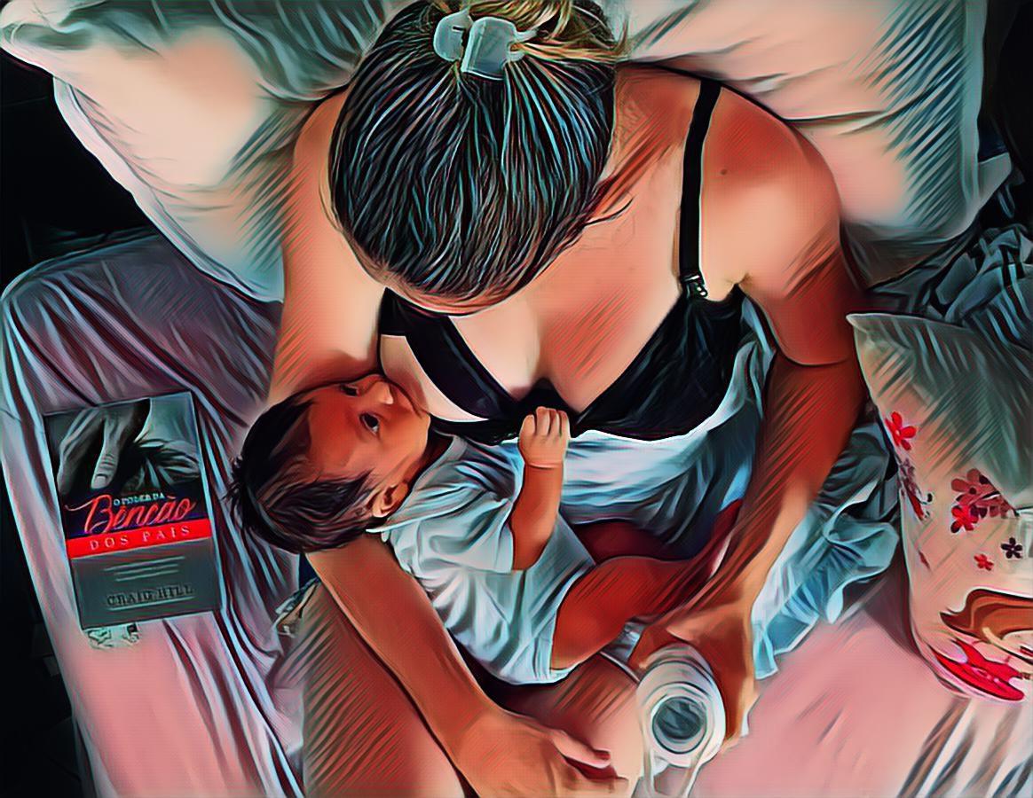 Imagem capa - Coisa de Mãe por Andreia Dalpasquale