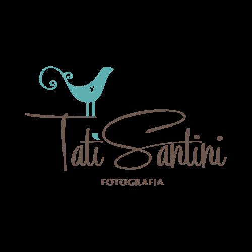 Logotipo de Tati Santini