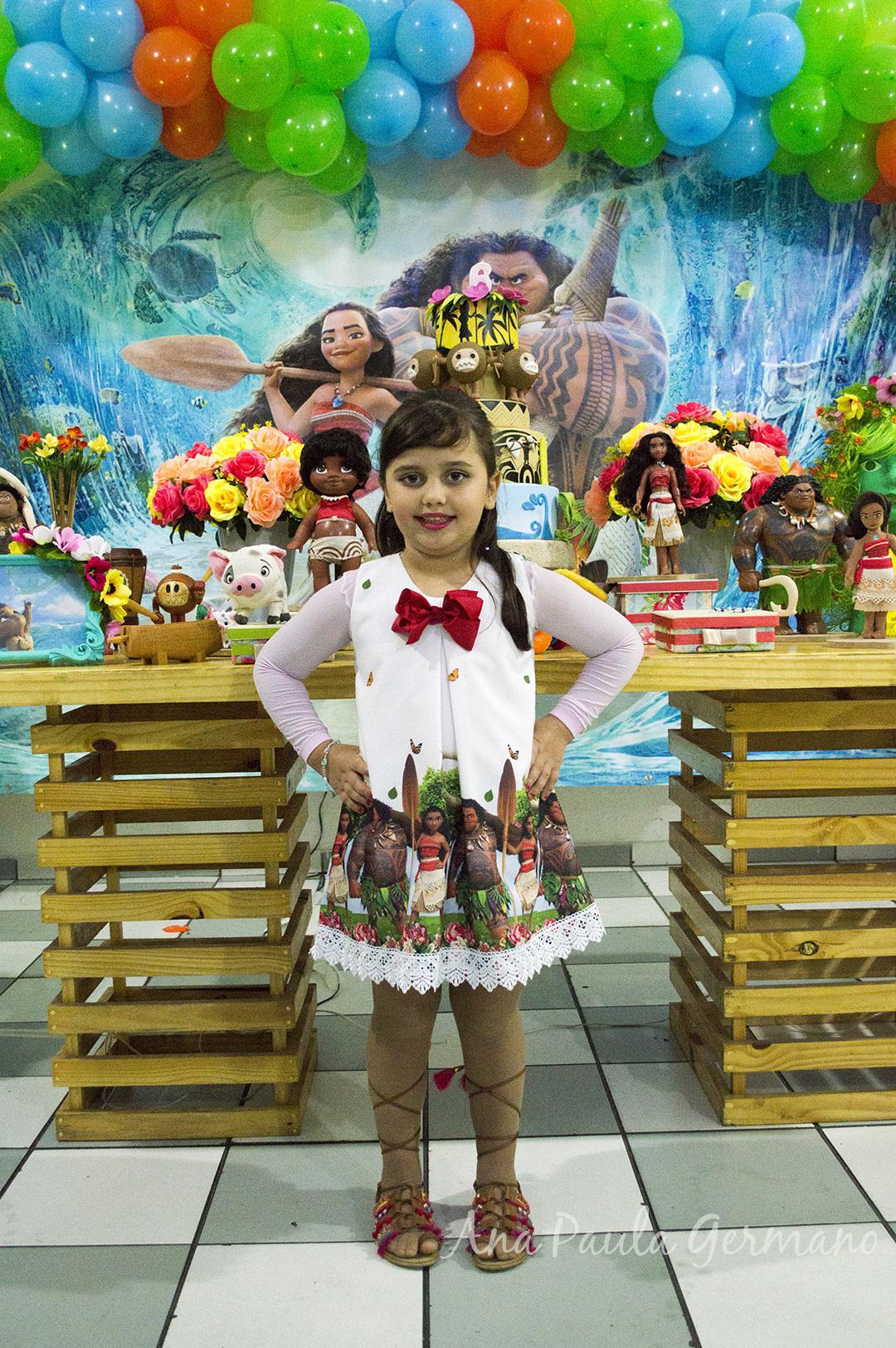Festa Infantil Moana e Moana Baby | 4