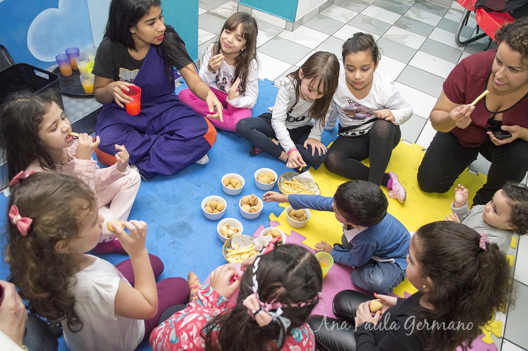 Festa Infantil Moana e Moana Baby | 22