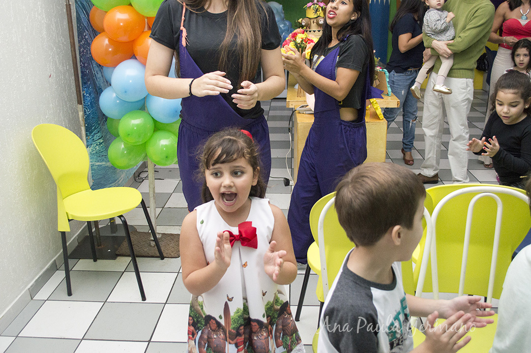 Festa Infantil Moana e Moana Baby | 24