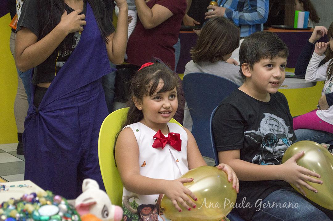 Festa Infantil Moana e Moana Baby | 25