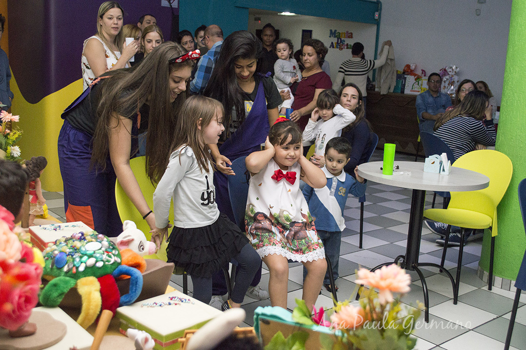 Festa Infantil Moana e Moana Baby | 26
