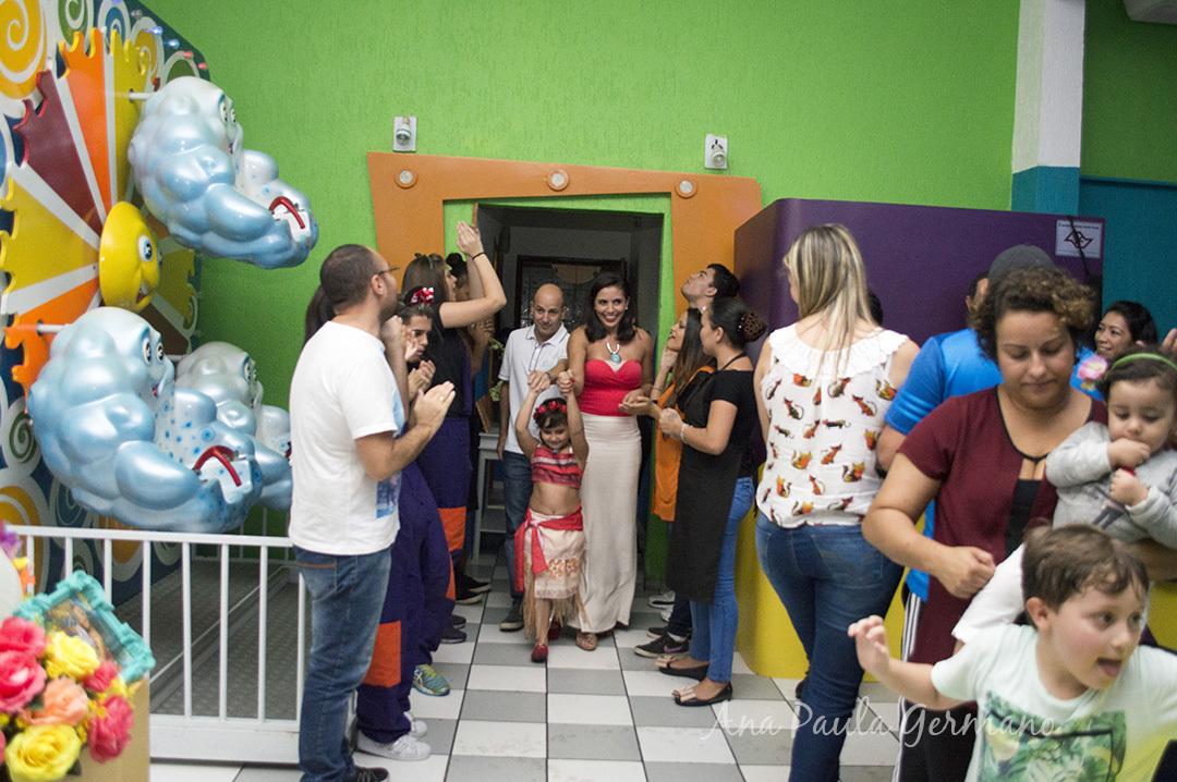 Festa Infantil Moana e Moana Baby | 27