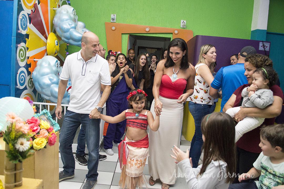 Festa Infantil Moana e Moana Baby | 28