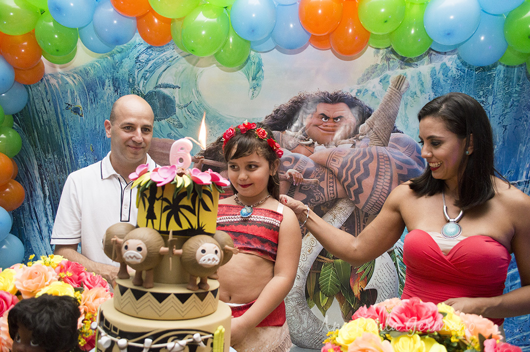 Festa Infantil Moana e Moana Baby | 29