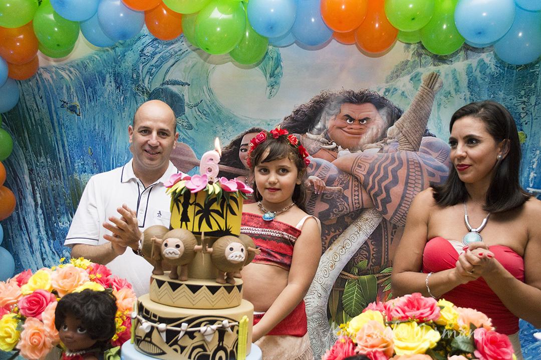 Festa Infantil Moana e Moana Baby | 31