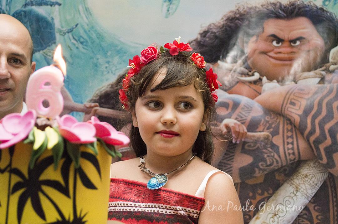 Festa Infantil Moana e Moana Baby | 32