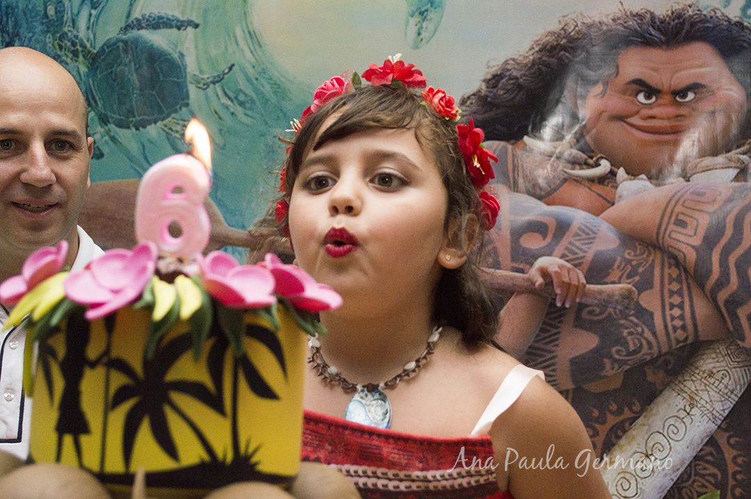 Festa Infantil Moana e Moana Baby | 33