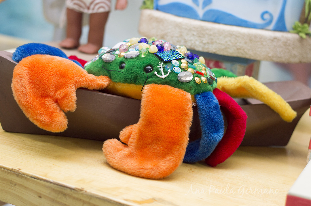 Festa Infantil Moana e Moana Baby | 12