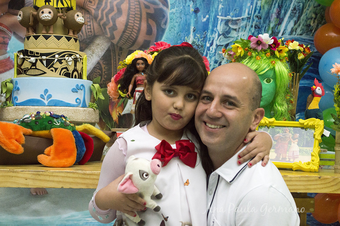 Festa Infantil Moana e Moana Baby | 1