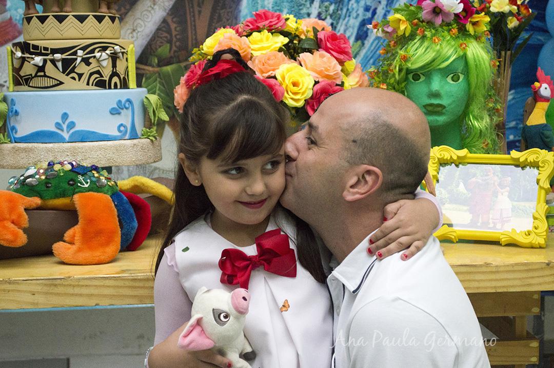 Festa Infantil Moana e Moana Baby | 2