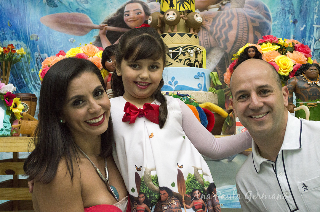 Festa Infantil Moana e Moana Baby | 3