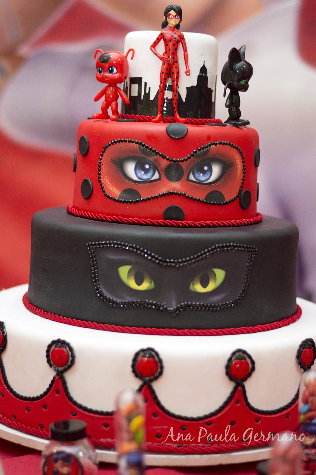 Aniversário Lady Bug - Buffet Catavento