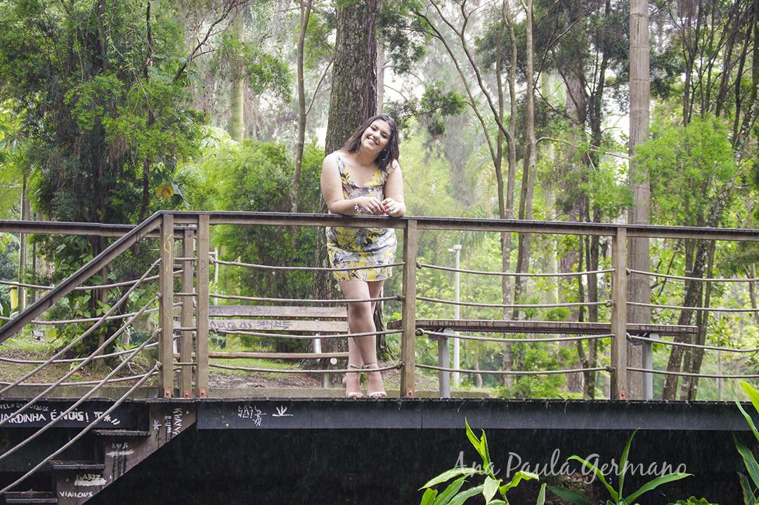 Ensaio 15 Anos da Camille - Parque Celso Daniel