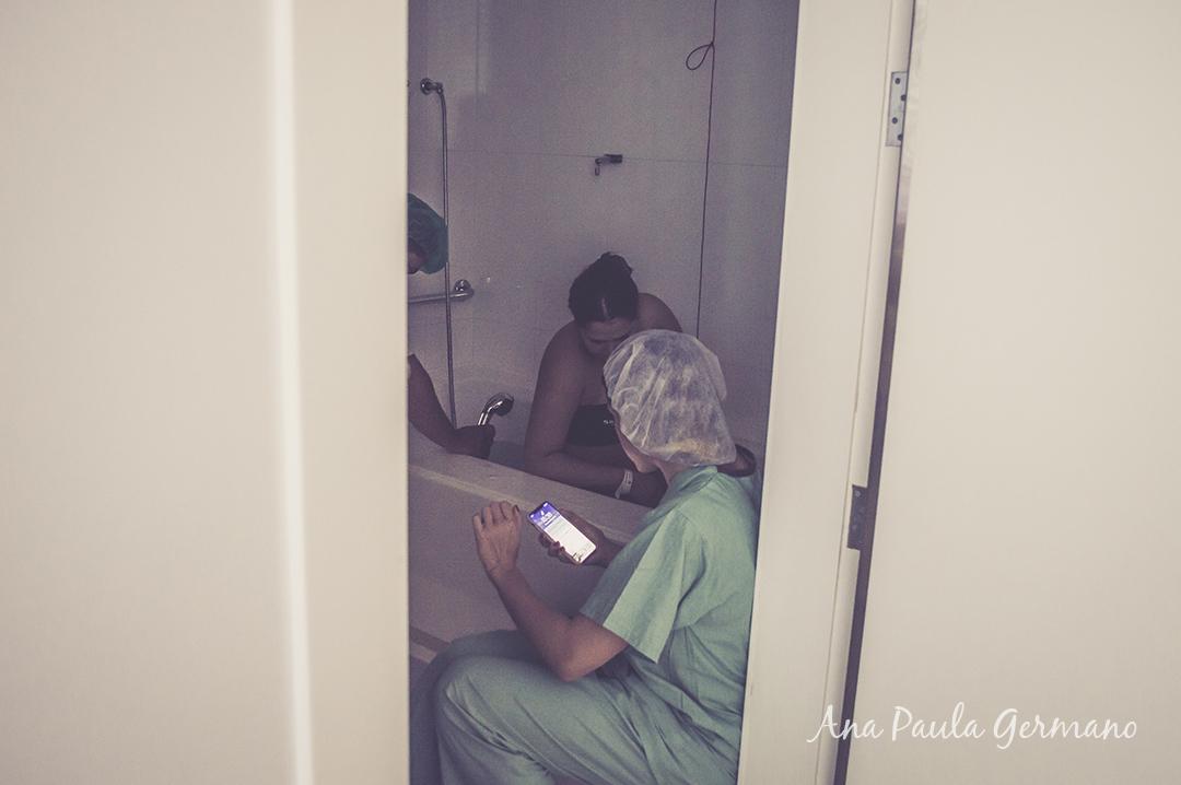fotografia de parto - parto normal - parto cesária -hospital e maternidade Santa Joana 19