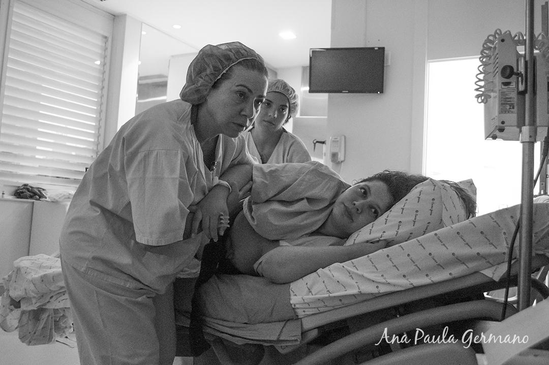 fotografia de parto - parto normal - parto cesária -hospital e maternidade Santa Joana 24