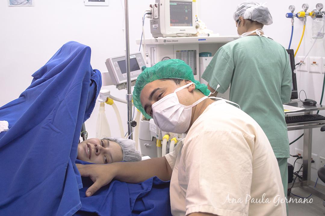 fotografia de parto - parto normal - parto cesária -hospital e maternidade Santa Joana 27