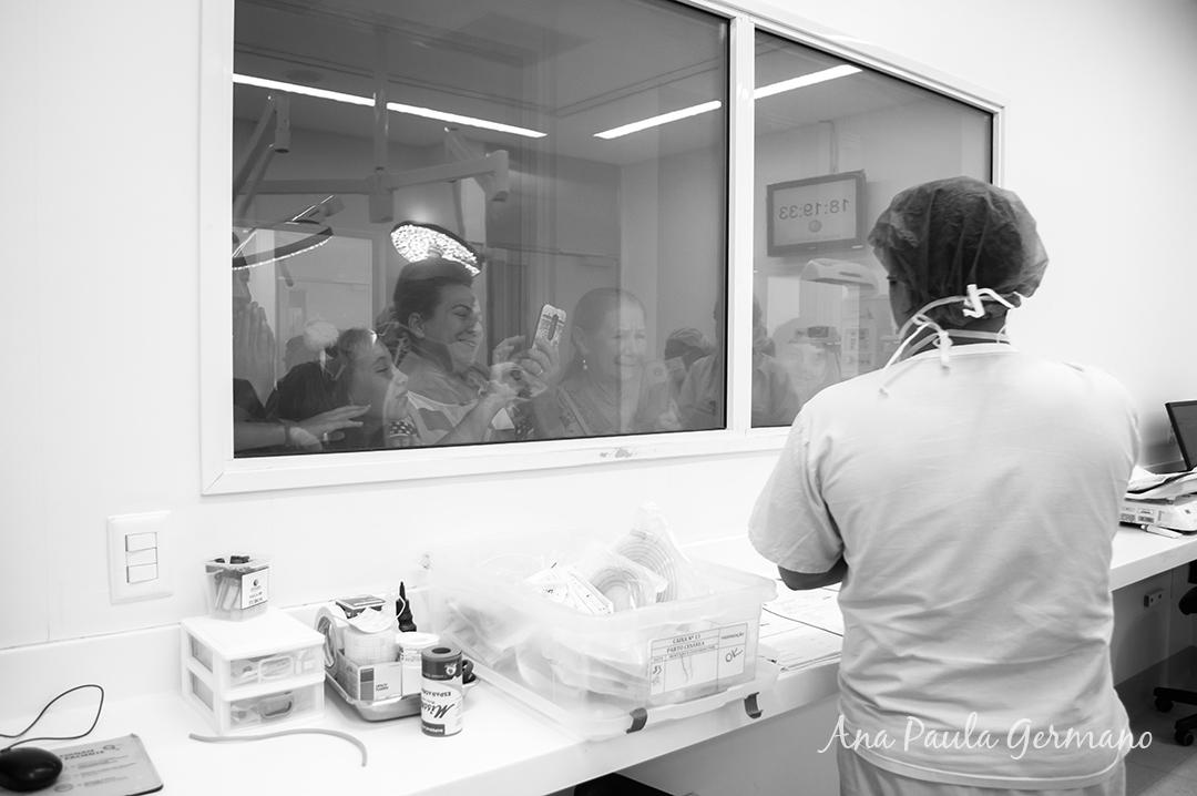 fotografia de parto - parto normal - parto cesária -hospital e maternidade Santa Joana 45