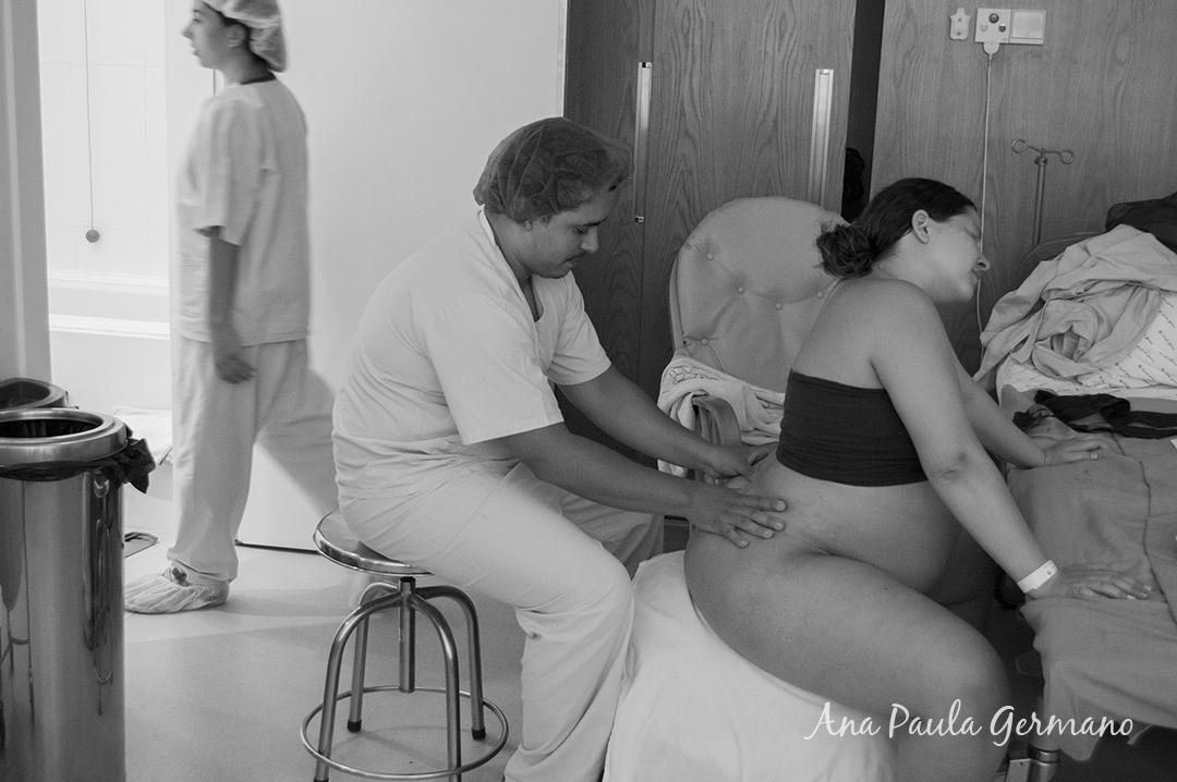 fotografia de parto - parto normal - parto cesária -hospital e maternidade Santa Joana 13