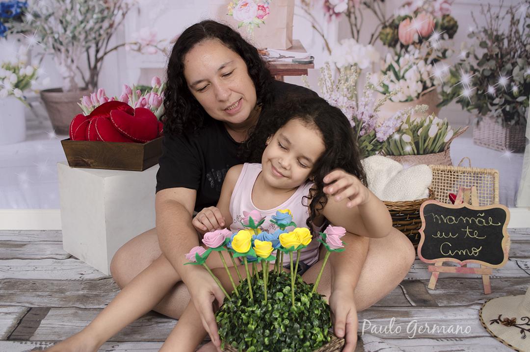 Ensaio Temático - Dia das Mães