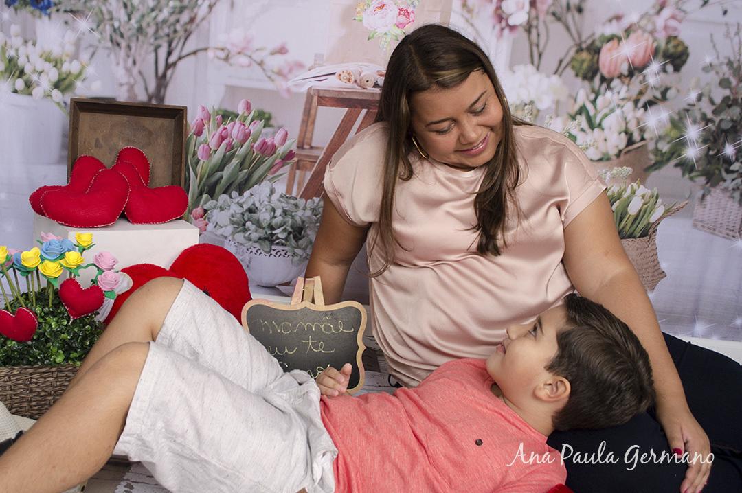 Ensaio dia das mães