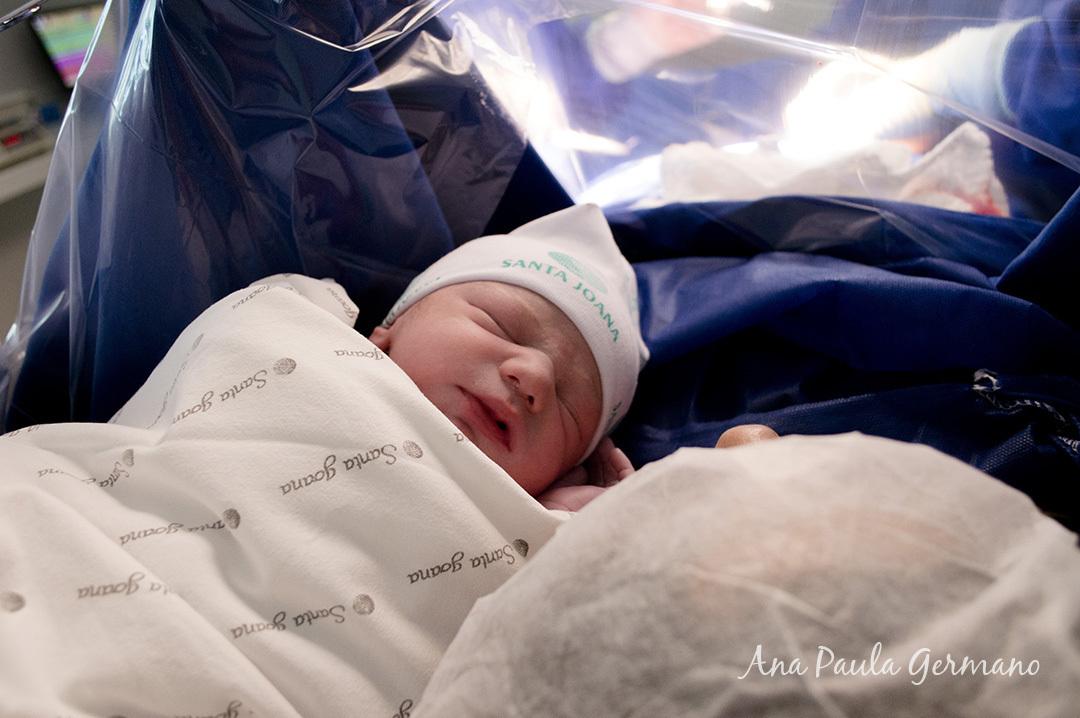 Fotografia de parto - Hospital e Maternidade Santa Joana - Zona Sul de São Paulo 39