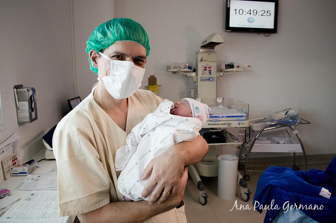 Fotografia de parto - Hospital e Maternidade Santa Joana - Zona Sul de São Paulo 43