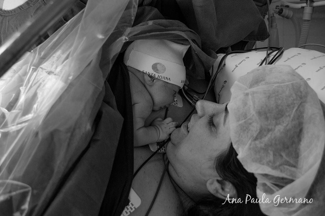 Fotografia de parto - Hospital e Maternidade Santa Joana - Zona Sul de São Paulo 44