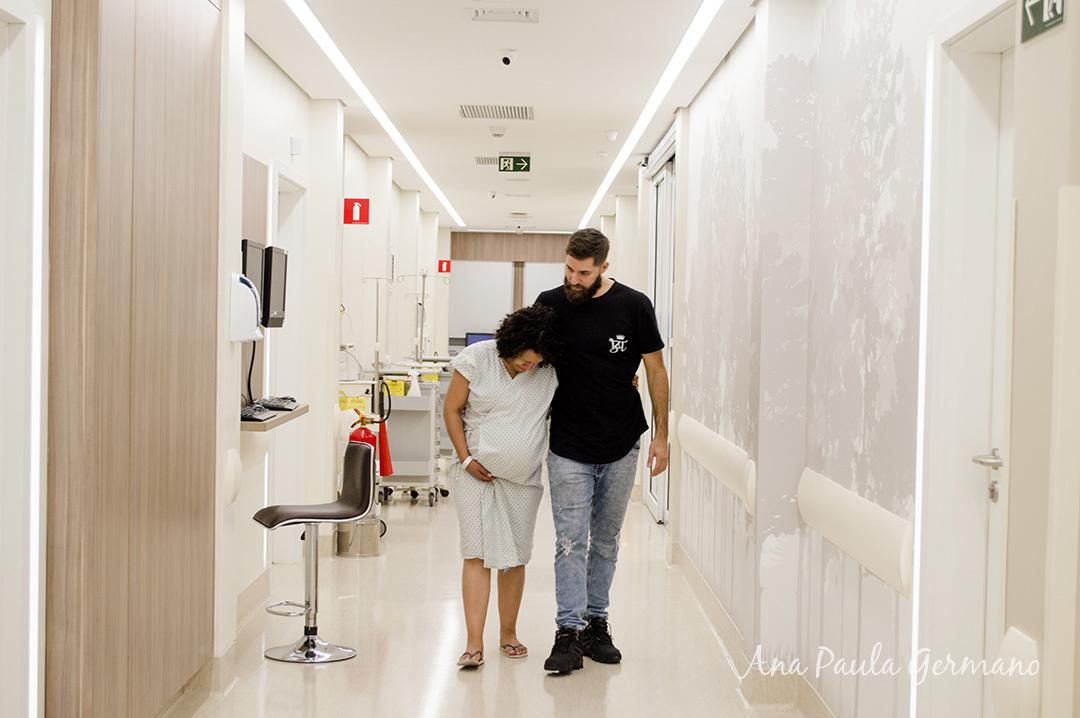 Fotografia de parto - Hospital e Maternidade São Luiz Itaim - Zona Sul de São Paulo 4