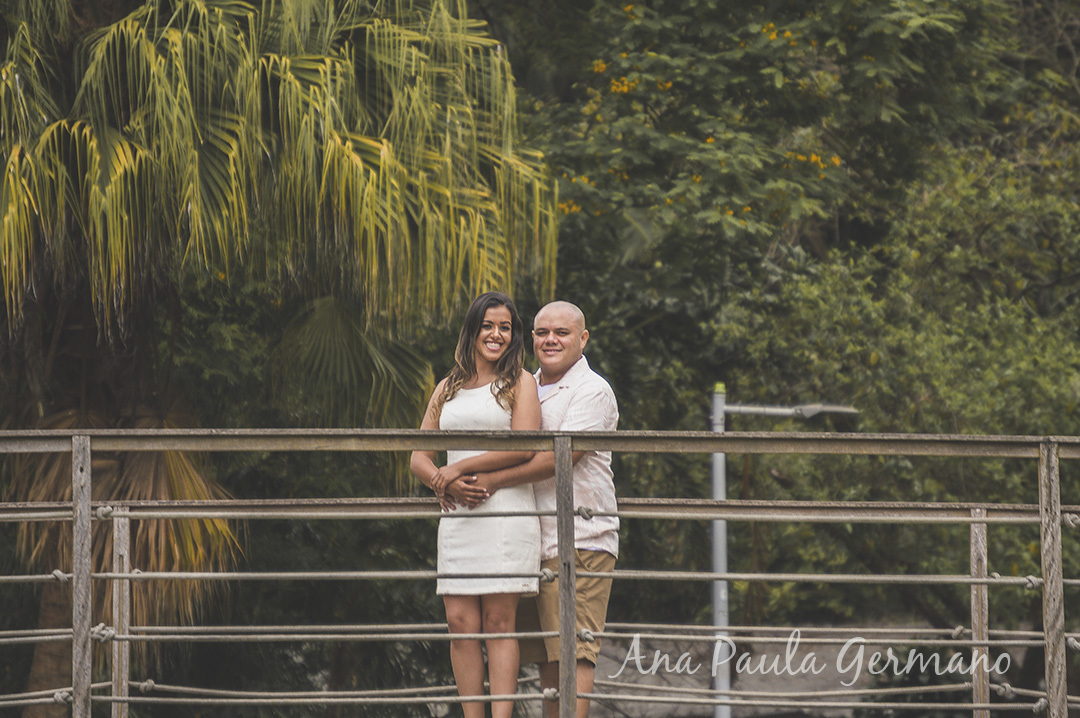 ensaio pré-wedding Parque Celso Daniel
