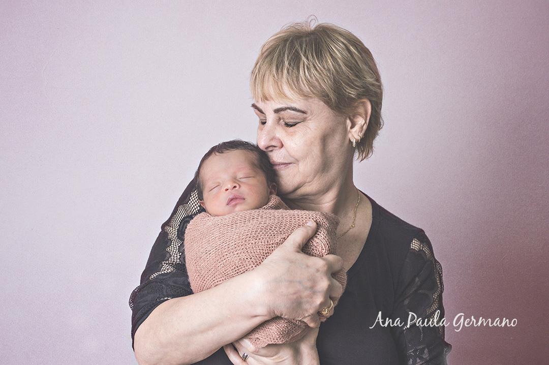 Ensaio newborn menino - estúdio