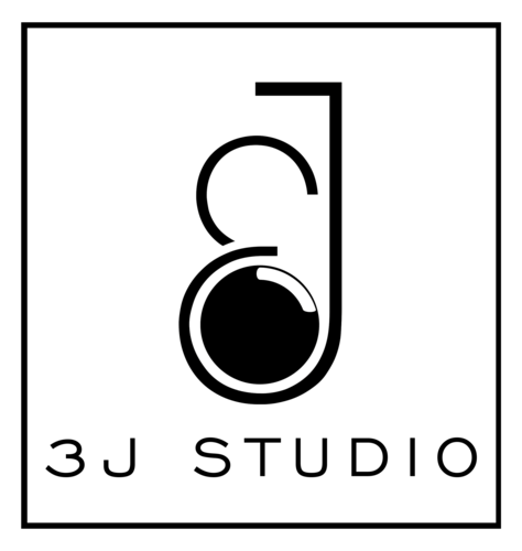 Logotipo de 3j Studio