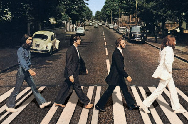 Imagem capa - A história por trás da famosa fotografia dos Beatles por Estúdio JAMC