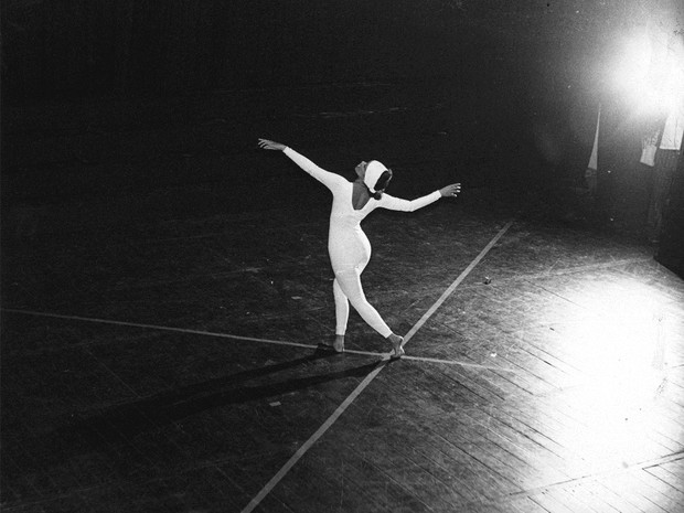 Imagem capa - A história da dança em fotografias por Estúdio JAMC