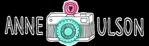 Logotipo de Anne Ulson Fotografia