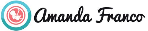 Logotipo de Amanda Franco