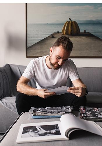 Sobre Eduardo Macarios - Fotógrafo de Arquitetura & Interiores