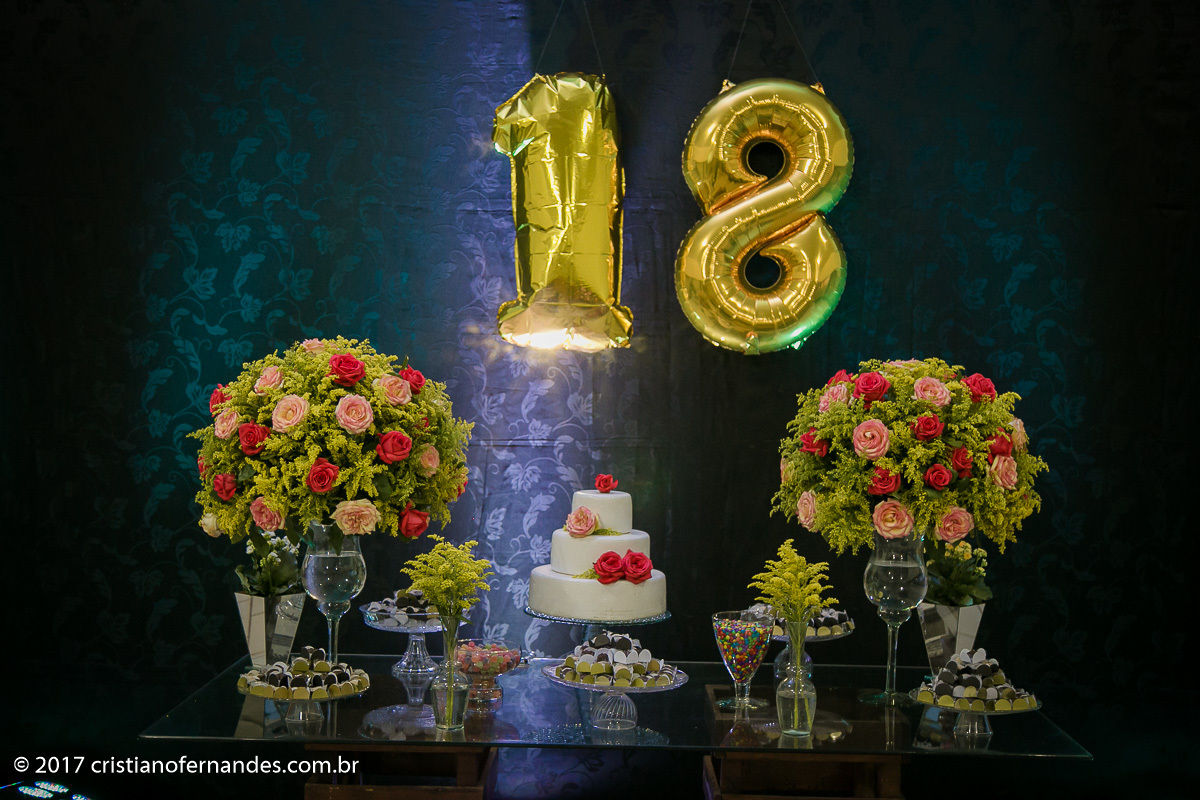 Aniversário Adulto Nathiele 18 Anos Presidente Venceslau Sp
