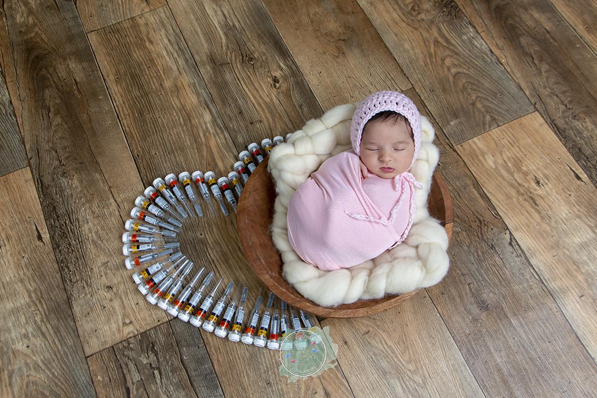 Imagem capa - 5 motivos para fazer o Ensaio Newborn com seu bebê! por Viviane Bacci