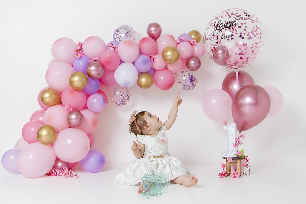 Imagem capa - Smash the Cake: Comemore o 1º aninho do seu bebê de forma diferente! por Viviane Bacci