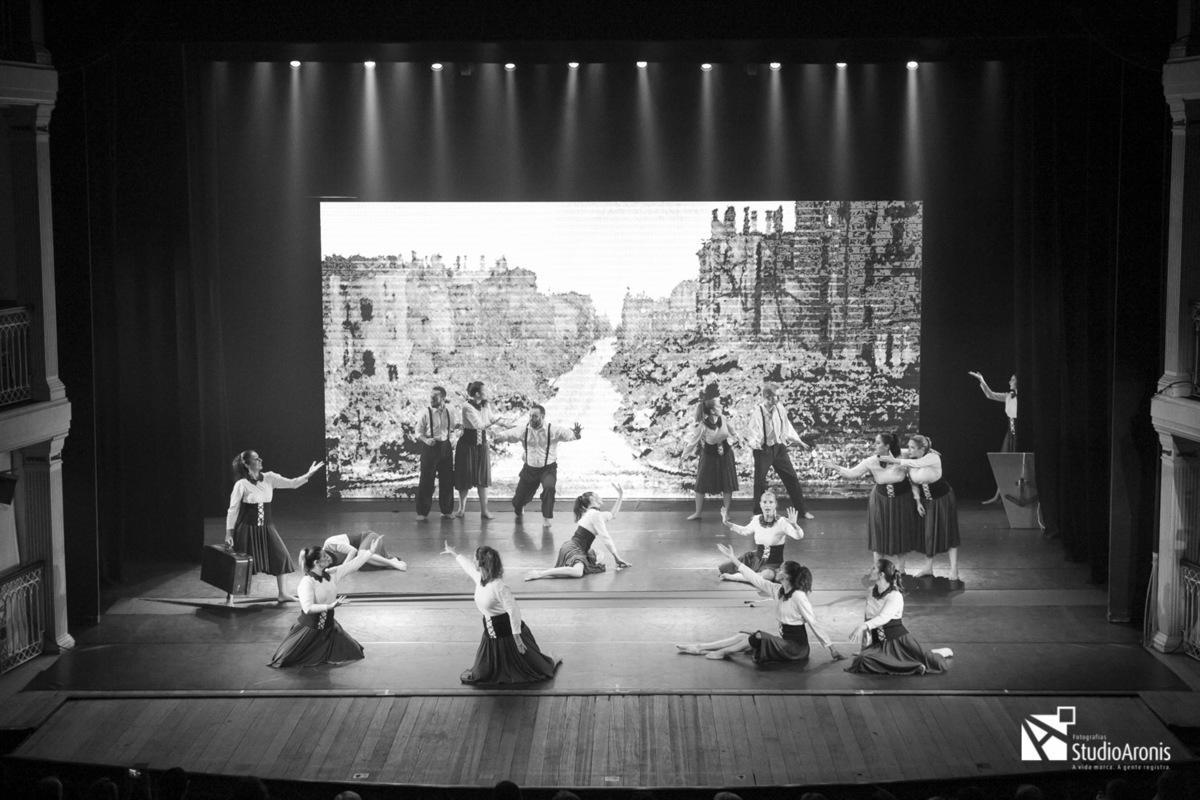 40 anos Grupo Kadima - Porto Alegre - RS - Danças Judaicas - Fotografia Studio Aronis - Theatro São Pedro